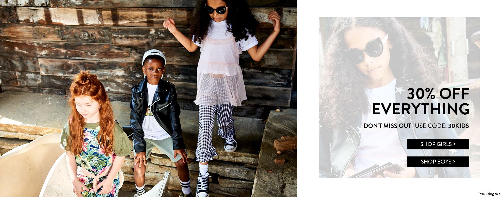 Kids Clothes | Children's Clothing & Kidswear Online