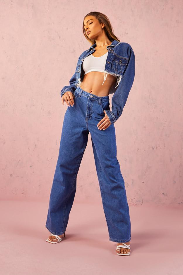 Denim Fit - Dad Jeans