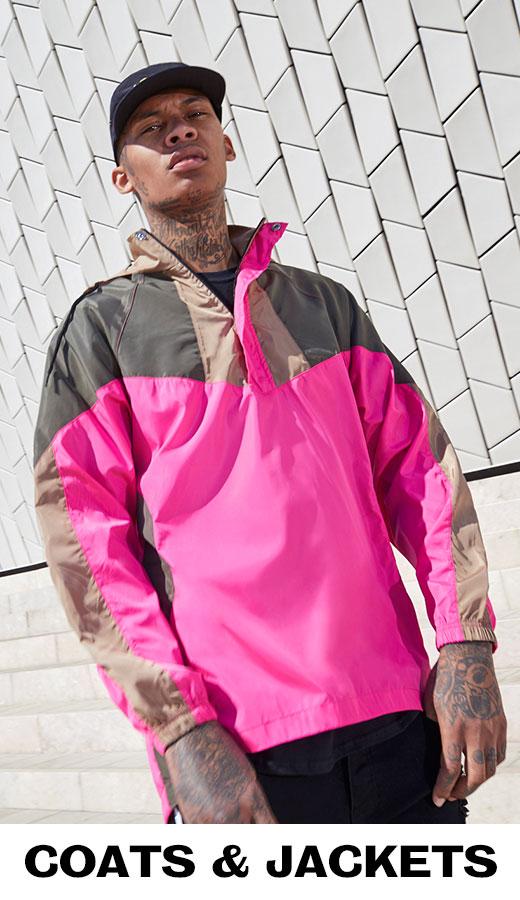 2f4787c5 Mens Coats & Jackets | Smart & Casual Jackets | boohoo UK