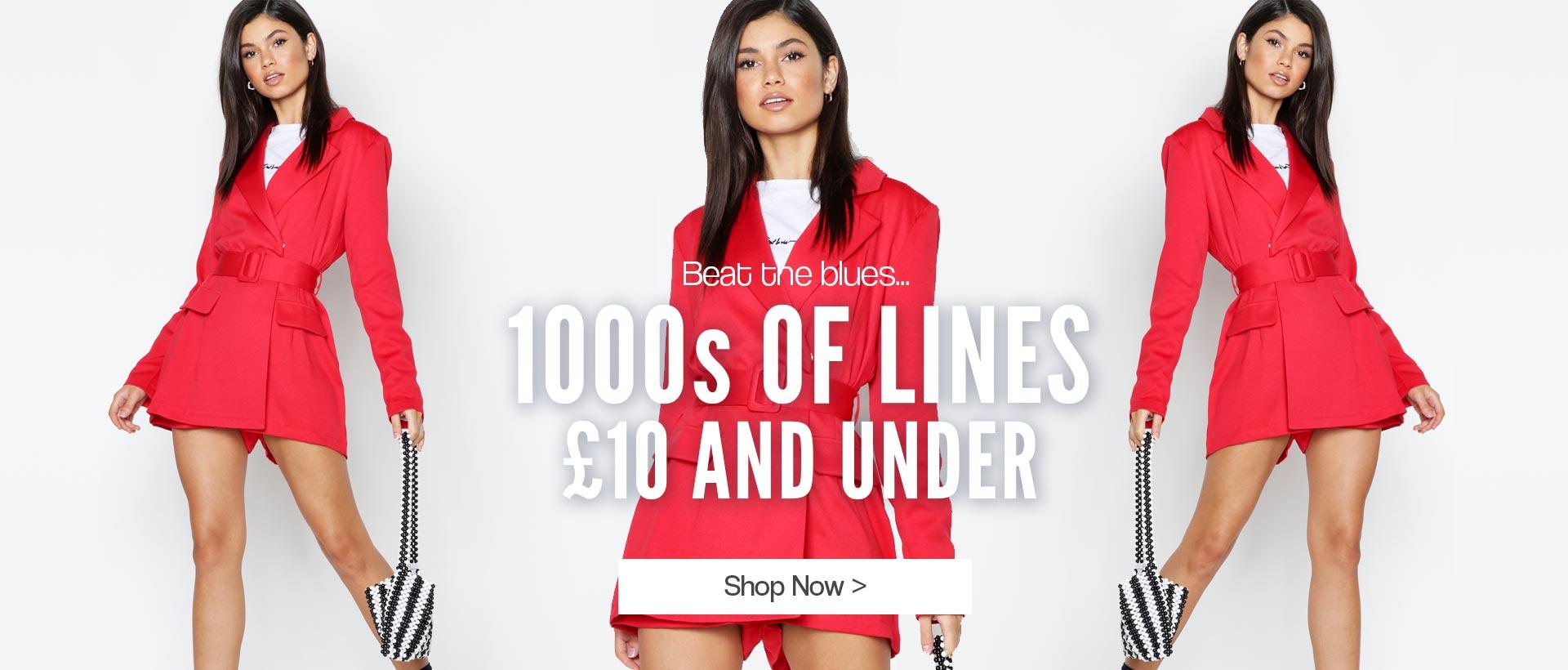 Boohoo Womens Mens Clothes Shop Online Fashion